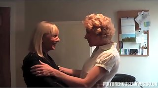 Carol & Elaine Cucumber Gladness