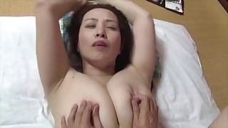 japanese horny big boobs step mom