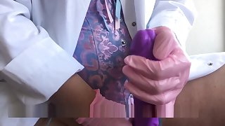 Doctor Examination RolePlay. Ass and Flannel Domination. Mistress HWVenus.
