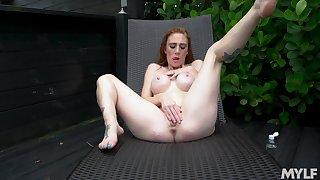 Mind rainy back range porn solo by GInger Babbii